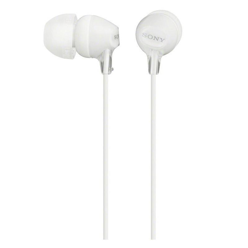 Auriculares con Micrófono Sony MDR-EX15AP Blanco