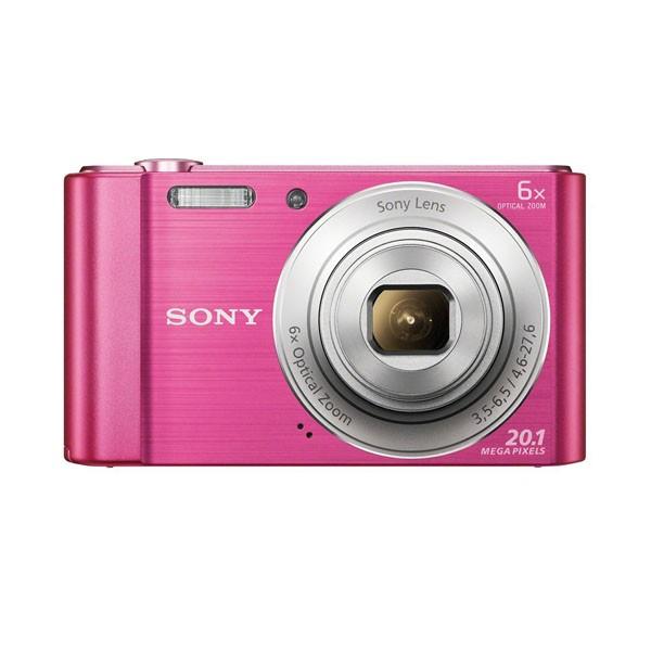 Camara Digital Sony W810 20.1Mpx Rosa