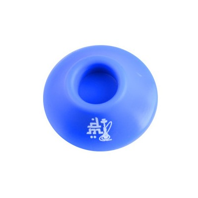Soporte Silicona Diamond Mist Azul