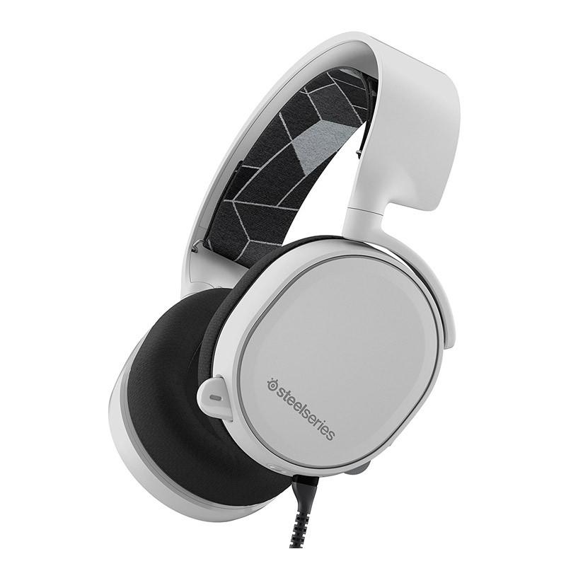 Auriculares SteelSeries Arctis 3 Blanco