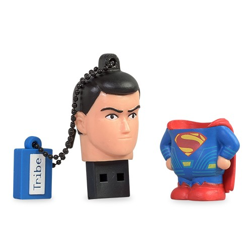 Pendrive 16GB Tribe Superman Movie DC