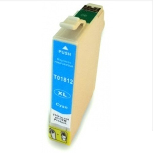 T01812 Compatible Ink Cartridge (Cyan)