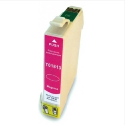 T01813 Cartucho de Tinta Compatible Premium (Magenta)