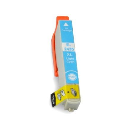 T2435XL Cartucho de Tinta Compatible Premium (Cian Claro)