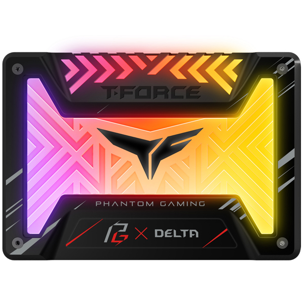 SSD 250GB ASRock Delta Phantom Gaming RGB