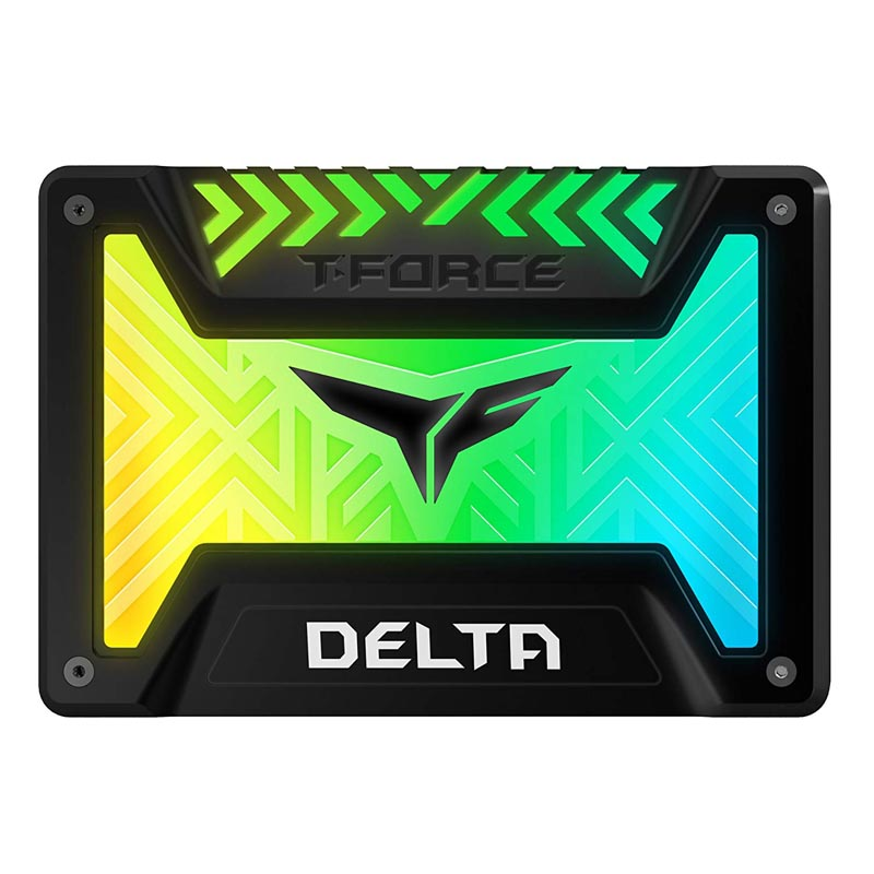 Disco Duro SSD 500GB TeamGroup T-Force Delta RGB