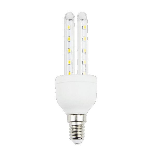 Bombilla LED Bajo Consumo 6W 6400K E14 (480lum) Serie T32U