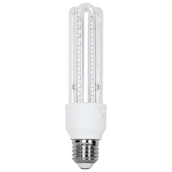 Bombilla LED Bajo Consumo 9W 3000K E27 (720lum) Serie T33U