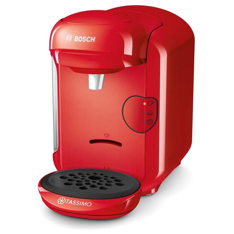 Cafetera Bosch Tassimo VIVY 2 Rojo