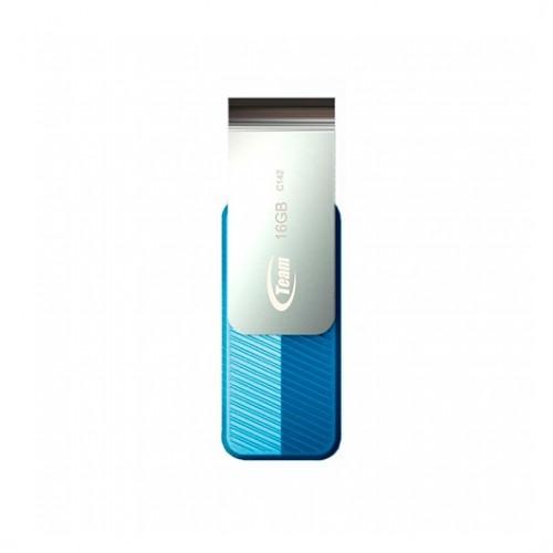 Pendrive 16GB TeamGroup C142 Azul