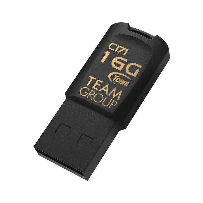 Pendrive 32GB TeamGroup C171 Negro