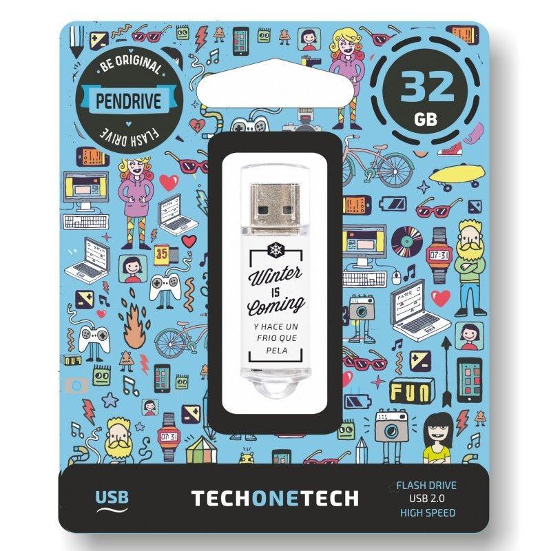 Pendrive 32GB Tech1Tech TEC4010-32 Winter Is Coming