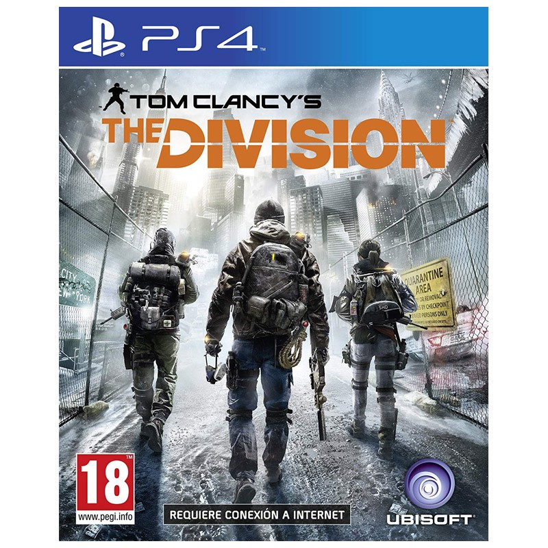 PS4 Juego Tom Clancy\'s The Division