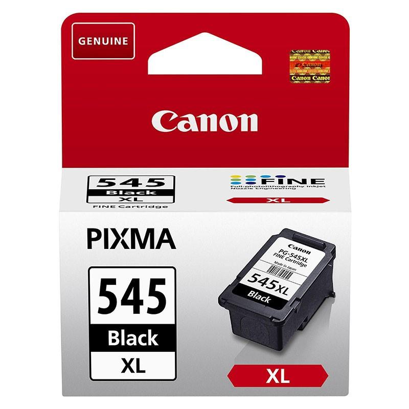 Canon Cartucho de Tinta Original PG-545 XL Negro