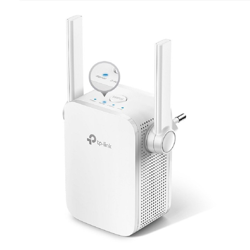 Amplificador Wifi TP-Link TL-WA855RE V4 300Mbps