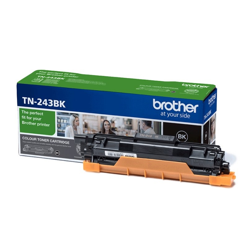 Brother TN-243BK Toner Original Negro