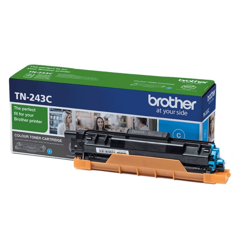 Brother TN-243C Toner Original Cian