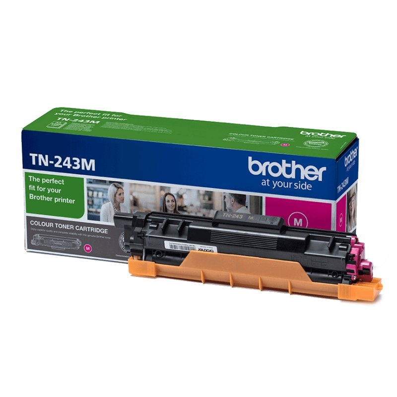 Brother TN-243M Toner Original Magenta