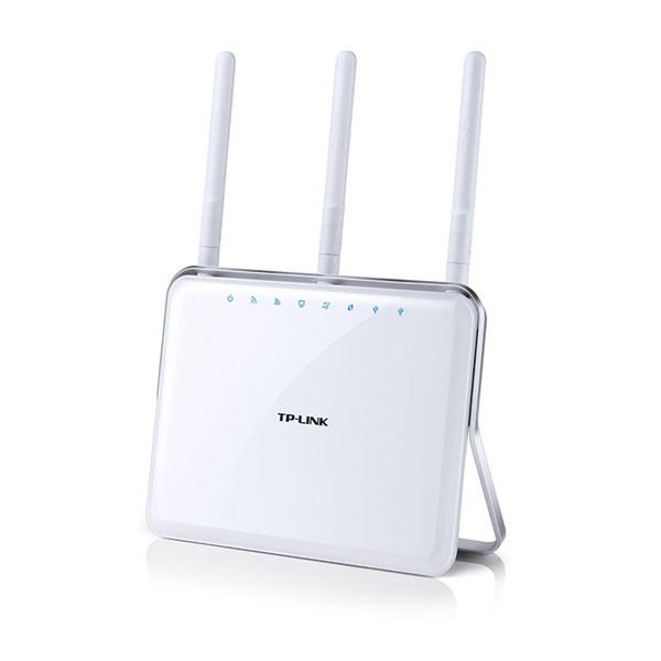 Router Gigabit Inalambrico de Banda Dual AC1900 TP-Link Archer C9
