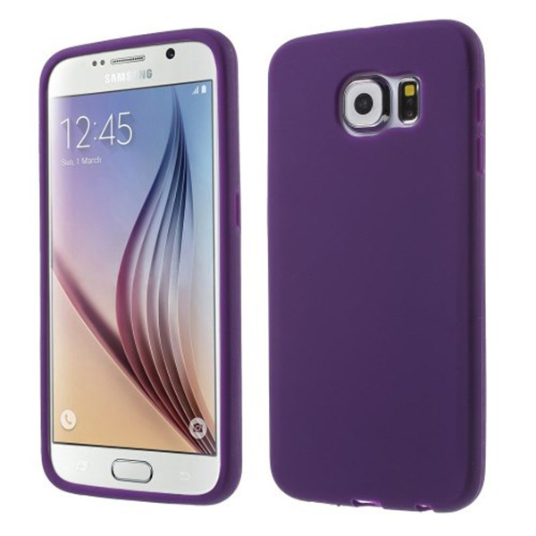 galaxy-s6-funda-tpu-purpura