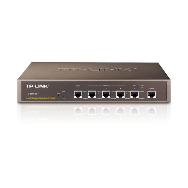 TP-Link Router con Balance de Carga TP-Link TL-R480T+
