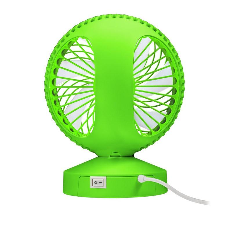Mini Ventilador USB Trust Ventu Verde