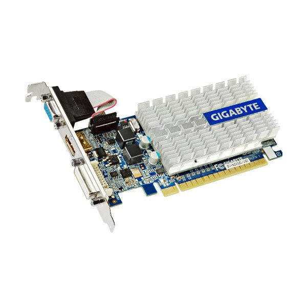 Tarjeta Grafica Gigabyte G-Force 210 GV-N210SL-1GI 1GB DDR3