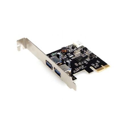 Tarjeta PCI Express Gembird USB 3.0 (2 Puertos)