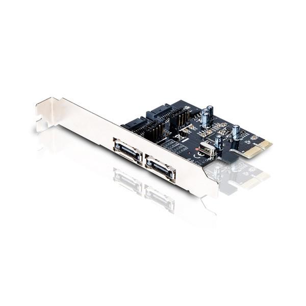 Tarjeta PCI Express SATA 600 Conceptronic (2 Puertos)