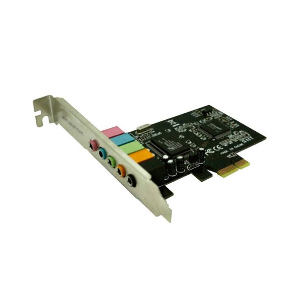 Tarjeta de Sonido 5.1 PCIe Approx APPPCIE51