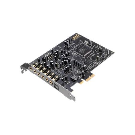 Tarjeta de Sonido PCIe Creative Sound Blaster Audigy Rx