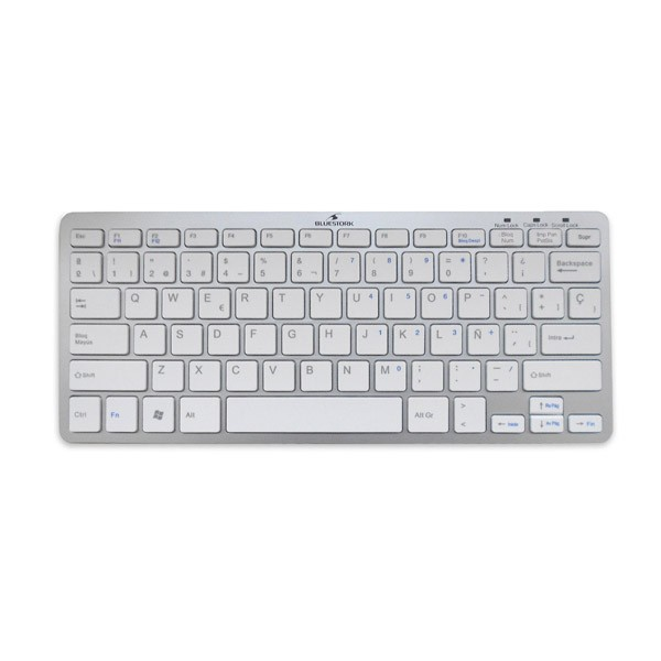 Teclado Bluetooth Bluestork BS-KB-MICRO/BT/SP