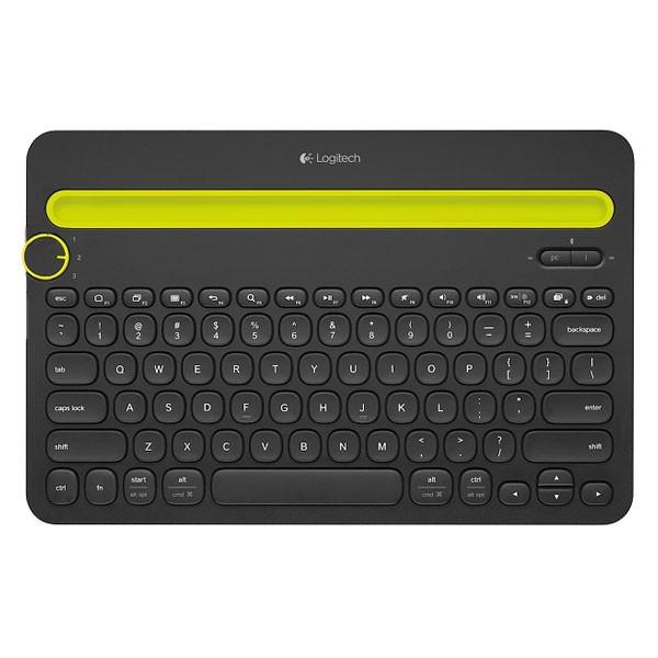 Teclado Bluetooth Logitech K480 Negro