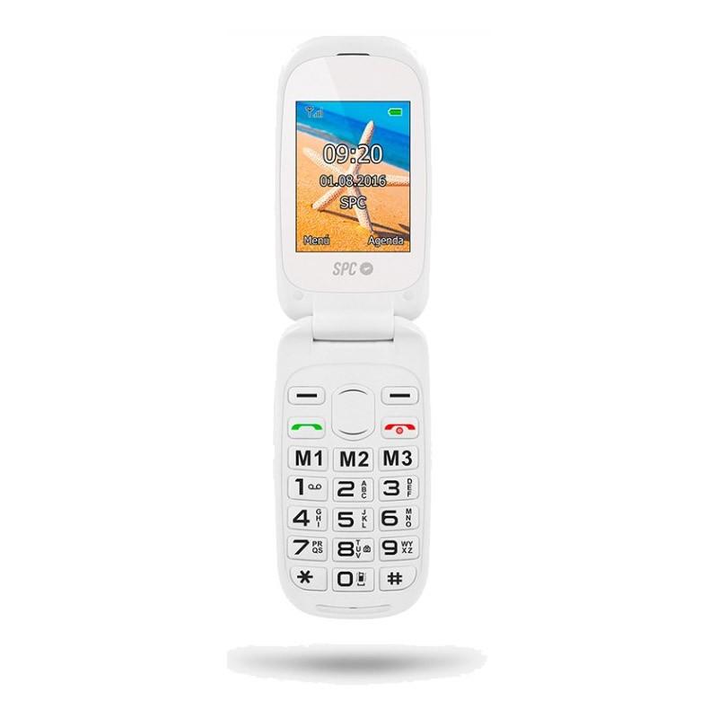 Telefono Móvil SPC Harmony Blanco