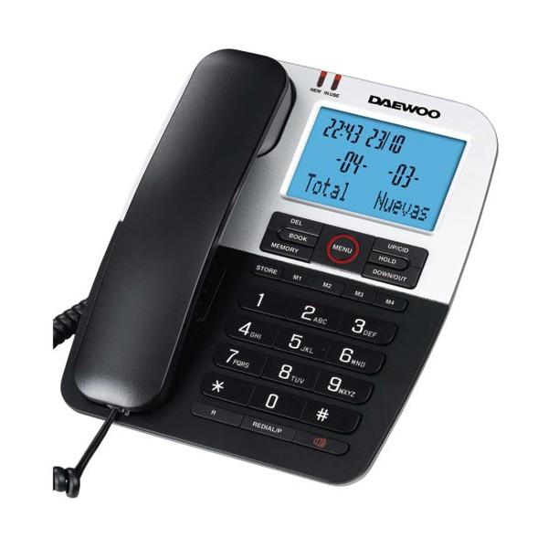 Telefono Fijo Daewoo DTC-410