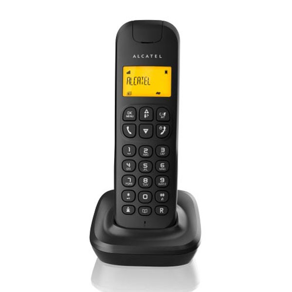 Telefono inalambrico alcatel d135 negro