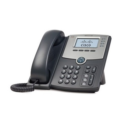 Telefono VoIP de 4 Lineas Cisco Small Business SPA 514G