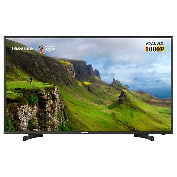 Televisor 39` hisense h39n2110c led full hd