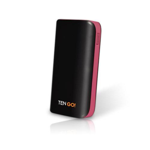 Bateria Universal Power Bank Tengo! 5200mAh Morado