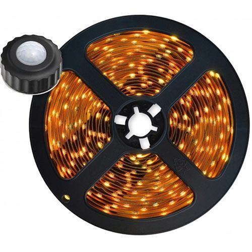 Tira LED con Sensor 12V 45 LED/3.6W 1.5m (1 Sensor)