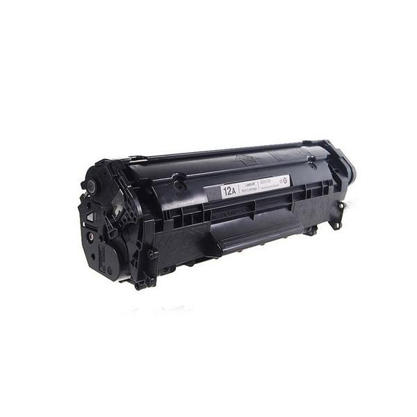 HP Q2612A  - Canon FX-9 / FX-10 Toner Compatible Negro