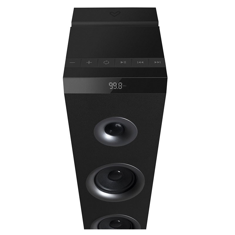 Torre de Sonido Energy Tower 3 G2 Black 45W