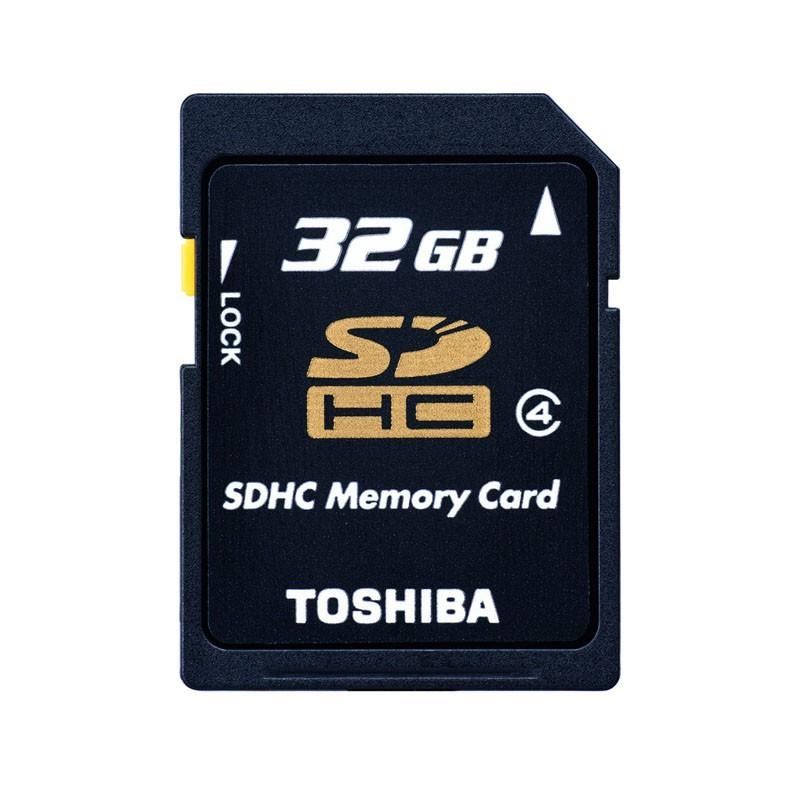 Toshiba N102 Tarjeta SDHC 32GB Clase 4
