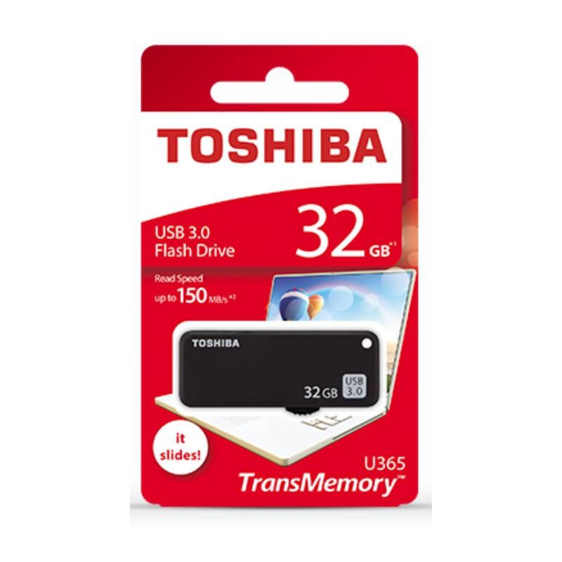 Pendrive 32GB Toshiba TransMemory U365 USB 3.0