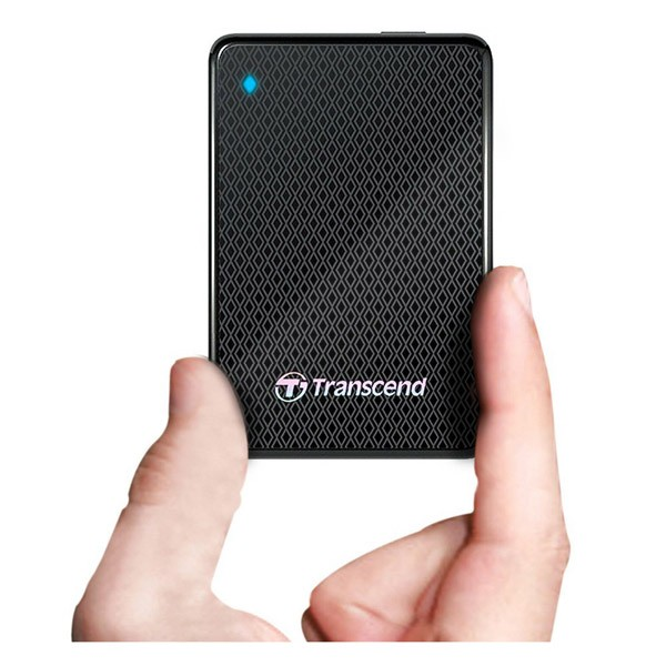 Disco Duro Externo SSD 256GB Transcend ESD400