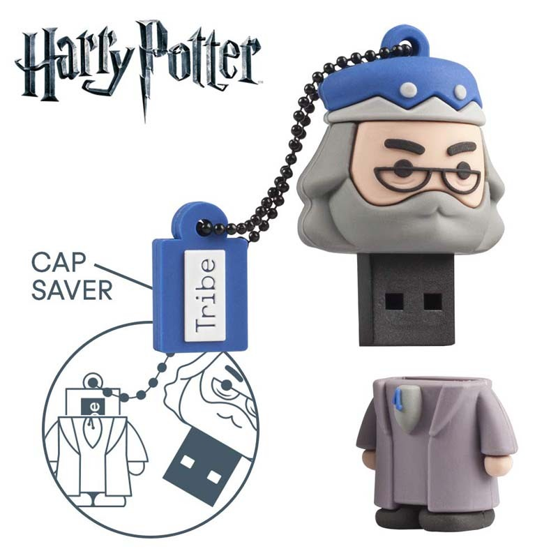 Pendrive 32GB Tribe Dumbledore Harry Potter