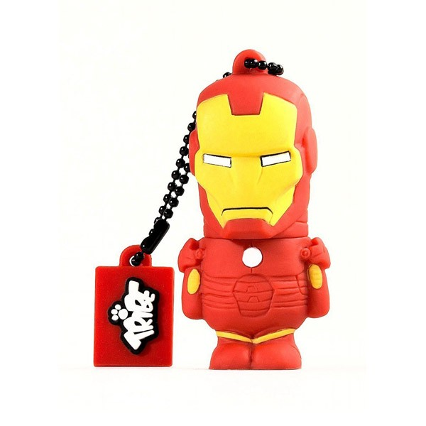 pendrive-8gb-tribe-marvel-iron-man