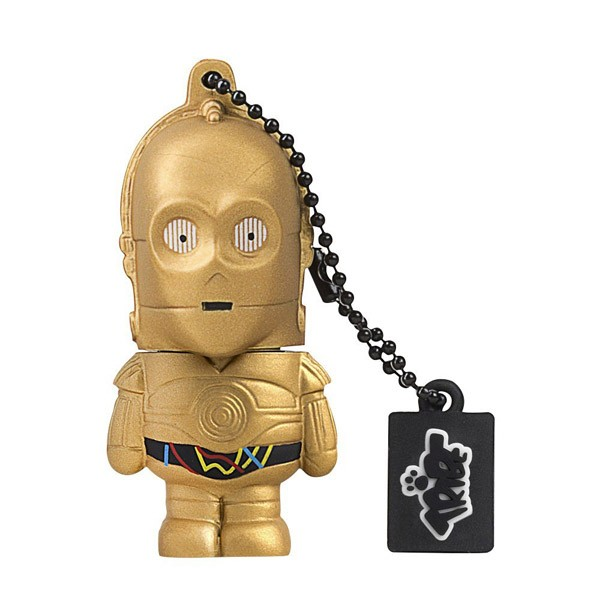 Pendrive 8GB Tribe Star Wars C-3PO