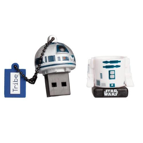 Pendrive 16GB Tribe Star Wars R2D2 SW8