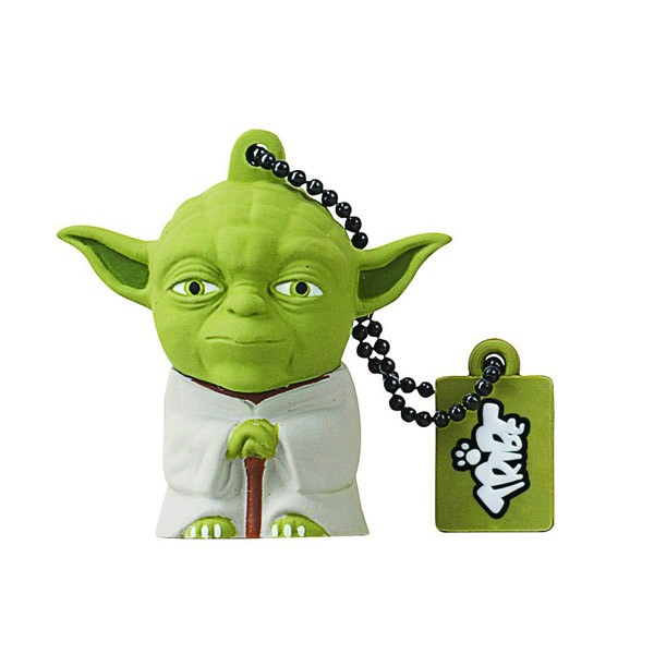Pendrive 8GB Tribe Star Wars Yoda